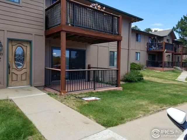 1155 S Saint Vrain Ave #1, Estes Park, CO 80517 (MLS #943712) :: Downtown Real Estate Partners