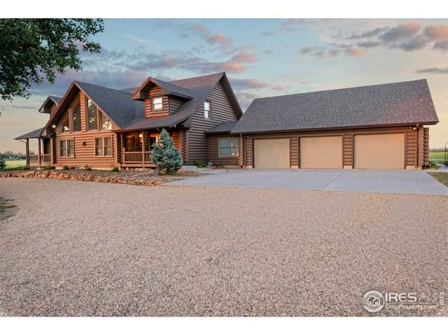 33042 County Road 61 1/2, Gill, CO 80624 (#943798) :: Hudson Stonegate Team