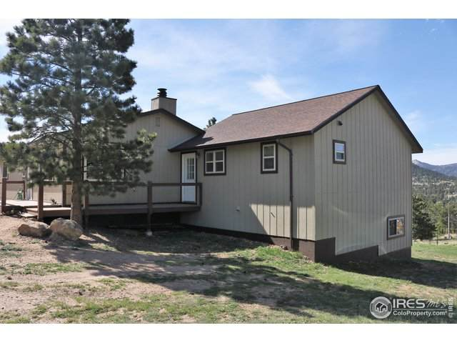 909 Whispering Pines Dr, Estes Park, CO 80517 (#885976) :: The Griffith Home Team