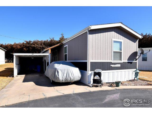2200 37th St #59, Evans, CO 80620 (MLS #3609) :: Kittle Real Estate