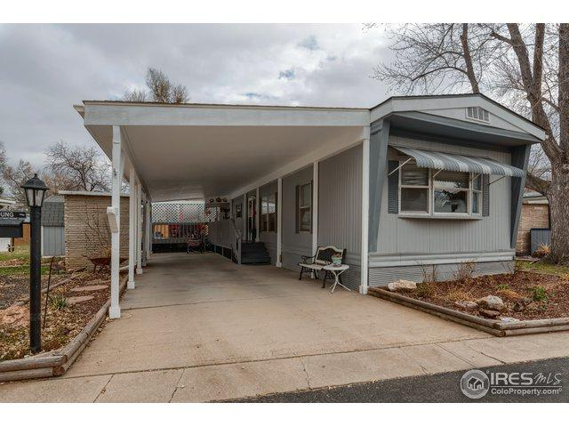 2211 W Mulberry St #149, Fort Collins, CO 80521 (MLS #3798) :: The Daniels Group at Remax Alliance
