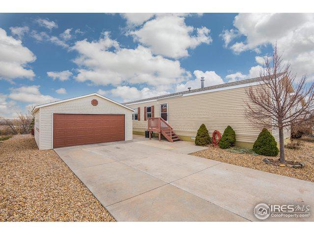 3408 Antelope Way, Evans, CO 80620 (MLS #3809) :: Kittle Real Estate