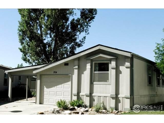 1166 Madison Ave #204, Loveland, CO 80537 (MLS #4363) :: Fathom Realty