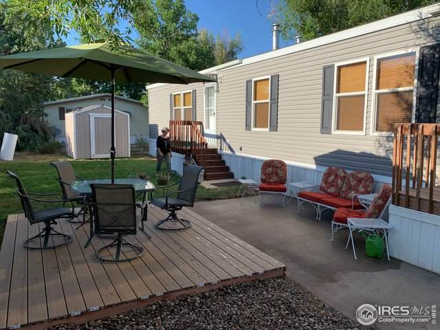 2300 W County Road 38 #116, Fort Collins, CO 80526 (#4392) :: James Crocker Team