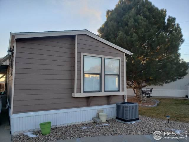 2200 37th St #16, Evans, CO 80620 (MLS #4572) :: Tracy's Team