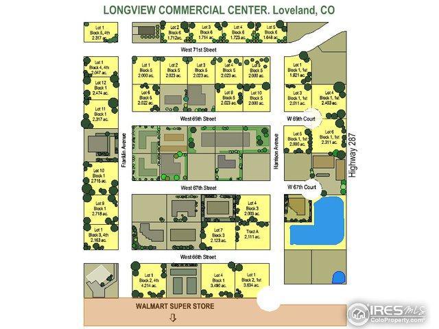 0 W 71st St, Loveland, CO 80537 (MLS #732252) :: 8z Real Estate