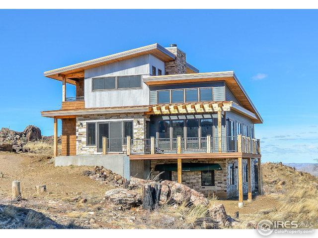 637 Hernia Hill Trl, Bellvue, CO 80512 (MLS #776385) :: 8z Real Estate