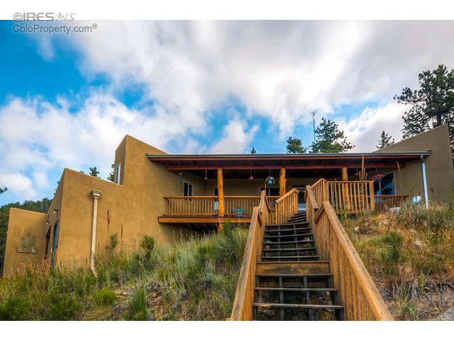 13408 Woodchuck Dr, Loveland, CO 80538 (MLS #799205) :: 8z Real Estate