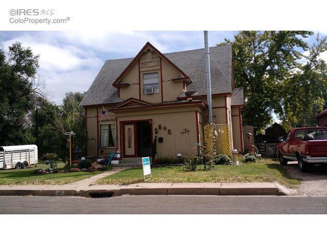 640 E Gordon St, Holyoke, CO 80734 (MLS #802429) :: 8z Real Estate