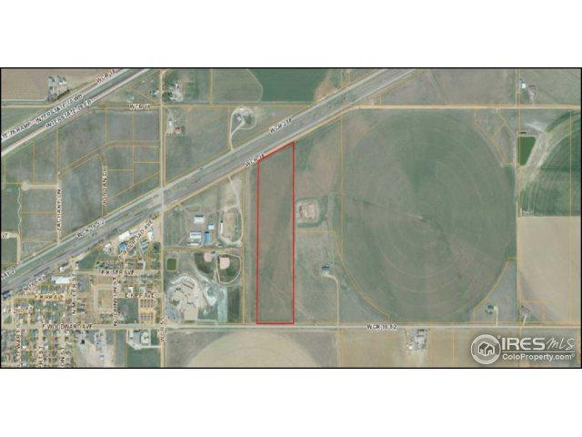 0 County Road 16 1/2, Keenesburg, CO 80643 (MLS #804279) :: 8z Real Estate