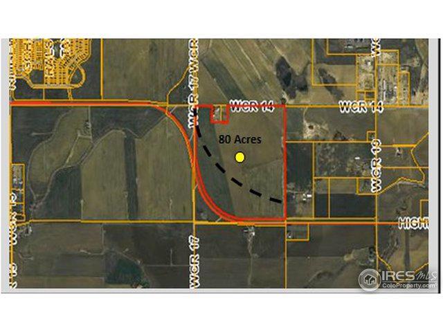 8400 E Highway 52, Frederick, CO 80530 (#806989) :: James Crocker Team
