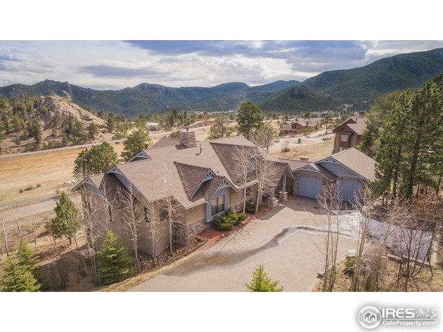 3000 Kiowa Trl, Estes Park, CO 80517 (MLS #807826) :: 8z Real Estate