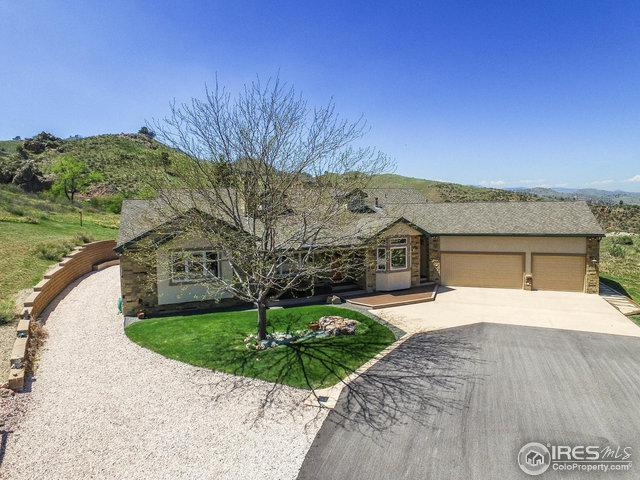 5627 Brianna Ln, Bellvue, CO 80512 (MLS #807915) :: 8z Real Estate