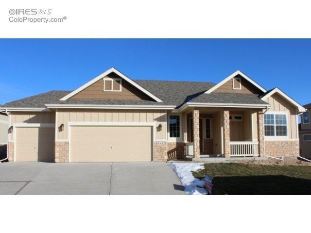 842 Corn Stalk Dr, Windsor, CO 80550 (MLS #807943) :: 8z Real Estate