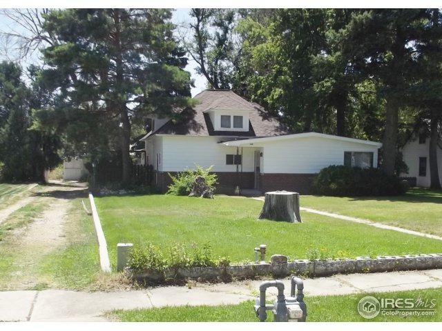 346 E Strohm St, Haxtun, CO 80731 (MLS #811256) :: 8z Real Estate