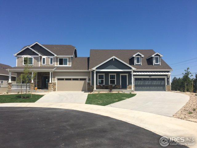 3821 Adine Ct, Loveland, CO 80537 (MLS #813410) :: 8z Real Estate