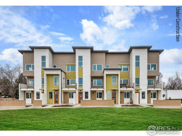 225 Green Leaf St #3, Fort Collins, CO 80524 (MLS #813674) :: 8z Real Estate