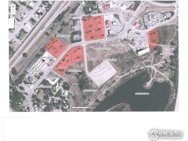 0 Railroad Ave, Parachute, CO 81635 (MLS #813793) :: Jenn Porter Group