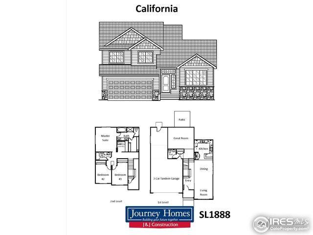 1547 Stilt St, Loveland, CO 80537 (MLS #814296) :: 8z Real Estate
