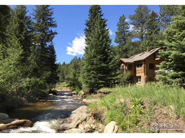 1006 North Fork Rd, Glen Haven, CO 80532 (MLS #814364) :: 8z Real Estate