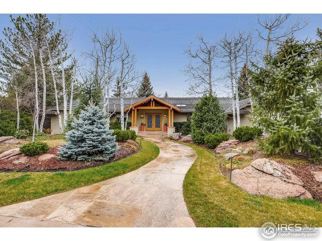 6970 Indian Peaks Trl, Boulder, CO 80301 (MLS #814680) :: 8z Real Estate