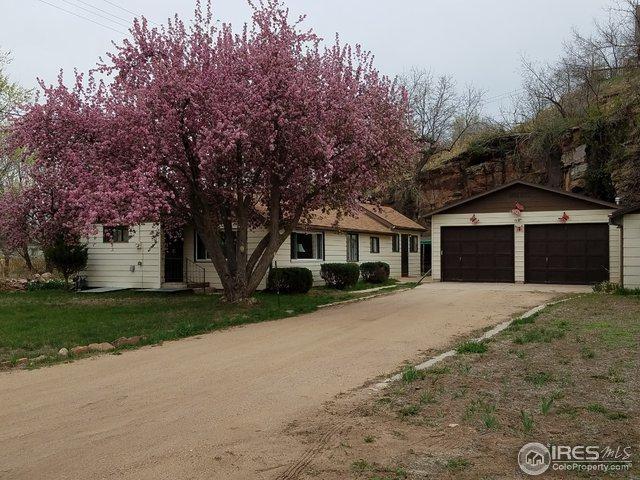 535 Evans St, Lyons, CO 80540 (MLS #814771) :: 8z Real Estate