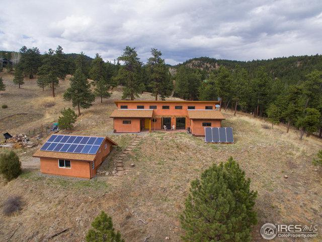 1111 Pika Rd, Boulder, CO 80302 (MLS #814854) :: 8z Real Estate