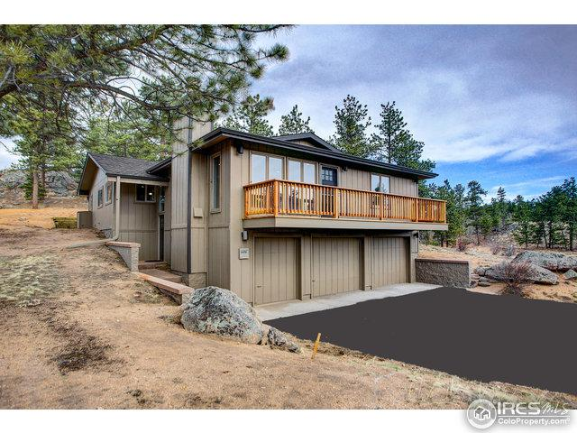 1070 Fox Acres Dr, Red Feather Lakes, CO 80545 (MLS #814897) :: 8z Real Estate
