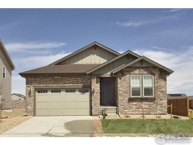 2545 E 159th Way, Thornton, CO 80602 (MLS #816406) :: 8z Real Estate
