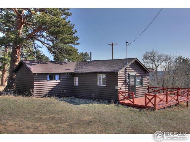 175 Ironclad View Rd, Allenspark, CO 80510 (MLS #816451) :: 8z Real Estate