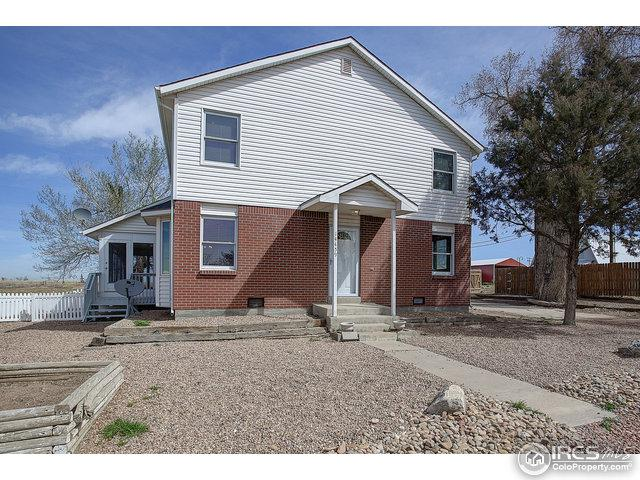 14459 County Road 18.5, Fort Lupton, CO 80621 (MLS #817133) :: 8z Real Estate