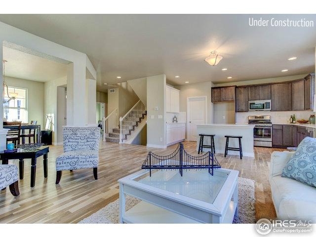1519 Mount Meeker Ave, Berthoud, CO 80513 (MLS #817246) :: Downtown Real Estate Partners