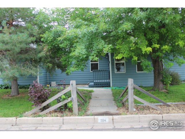 204 E Bignel St, Holyoke, CO 80734 (MLS #817414) :: 8z Real Estate