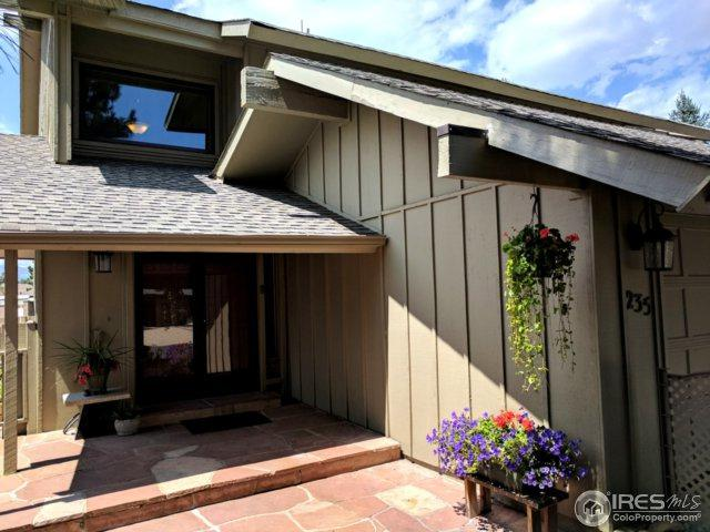 235 Fox Dr, Boulder, CO 80303 (MLS #817508) :: 8z Real Estate