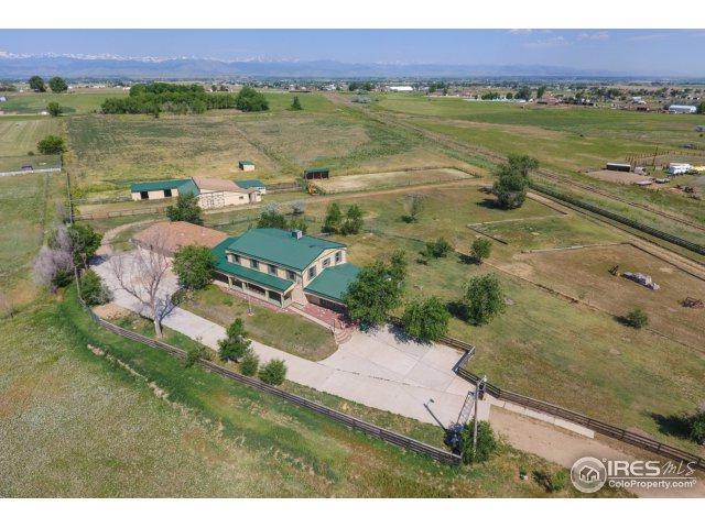 4143 County Road 7, Erie, CO 80516 (MLS #817543) :: Tracy's Team