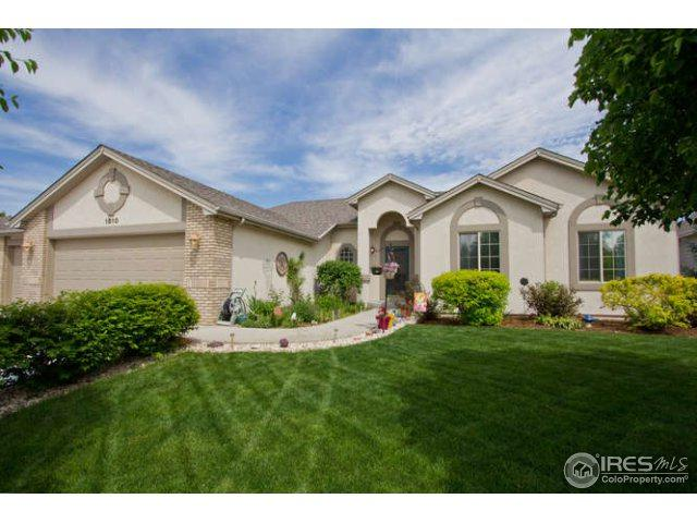 1810 74th Ave Ct, Greeley, CO 80634 (MLS #818048) :: 8z Real Estate