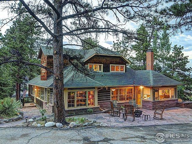 1060 Marys Lake Rd, Estes Park, CO 80517 (MLS #818718) :: 8z Real Estate