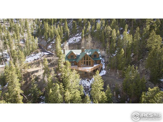 1470 Moss Rock Dr, Estes Park, CO 80517 (MLS #818728) :: 8z Real Estate