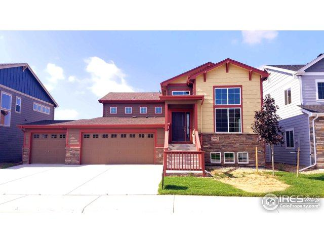 3467 Oberon Dr, Loveland, CO 80537 (MLS #819330) :: 8z Real Estate