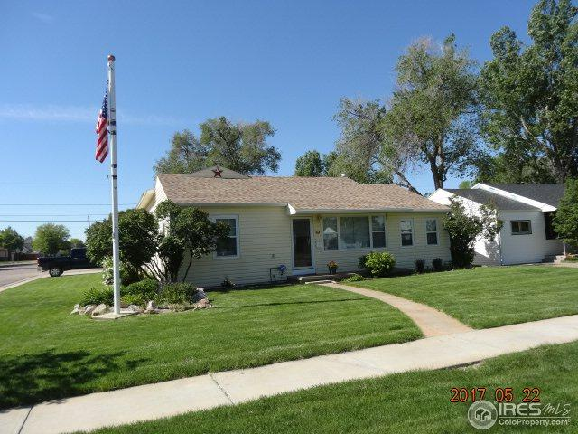 803 Delmar St, Sterling, CO 80751 (MLS #819355) :: 8z Real Estate