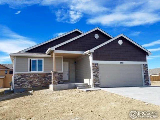 1440 Moraine Valley Dr, Severance, CO 80550 (MLS #819405) :: 8z Real Estate