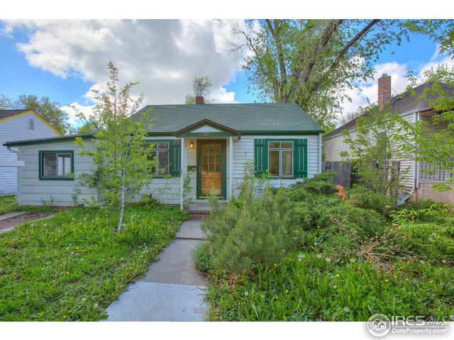 317 Locust St, Fort Collins, CO 80524 (MLS #819614) :: 8z Real Estate