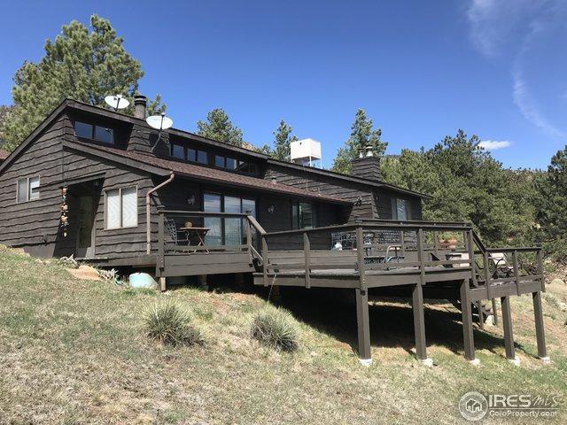 1813 Kiowa Rd, Lyons, CO 80540 (MLS #819621) :: 8z Real Estate