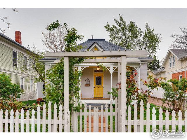 1628 Spruce St, Boulder, CO 80302 (MLS #819636) :: 8z Real Estate