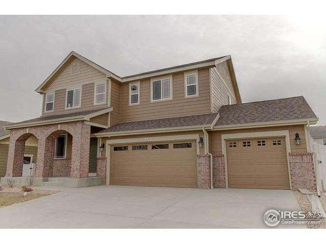 303 Tahoe Dr, Loveland, CO 80538 (MLS #819796) :: 8z Real Estate