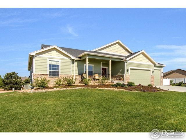 1203 Baldridge Dr, Severance, CO 80615 (MLS #820275) :: 8z Real Estate