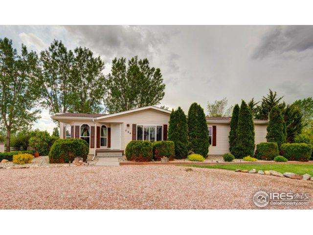 280 Puma Ln, Milliken, CO 80543 (MLS #820780) :: 8z Real Estate
