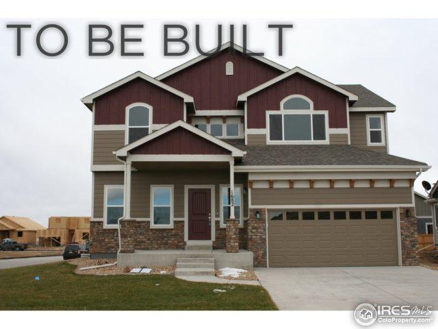1442 Moraine Valley Dr, Severance, CO 80550 (MLS #820897) :: 8z Real Estate