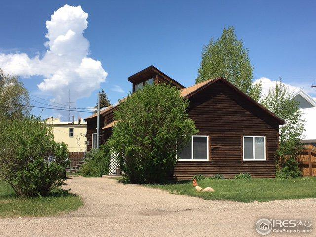 540 Mckinley St, Walden, CO 80480 (MLS #821199) :: 8z Real Estate