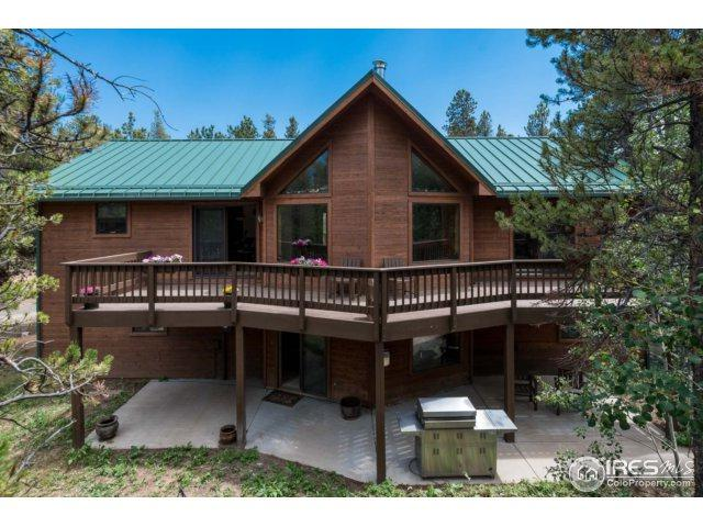 15 Debra Ann Rd, Golden, CO 80403 (MLS #821440) :: 8z Real Estate